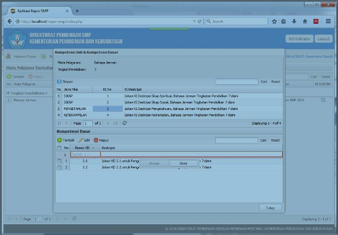e-raport SMP