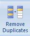 remove duplicate
