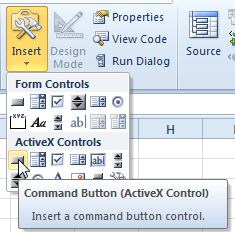 ActiveX Control Group