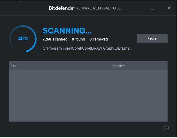 bitdefender_adware_removal_scan_proses