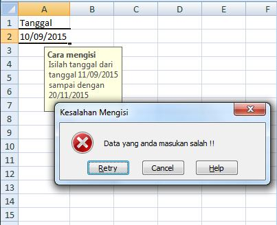 error alert data validation2