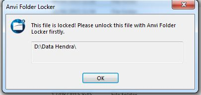 sample anvi folder lock