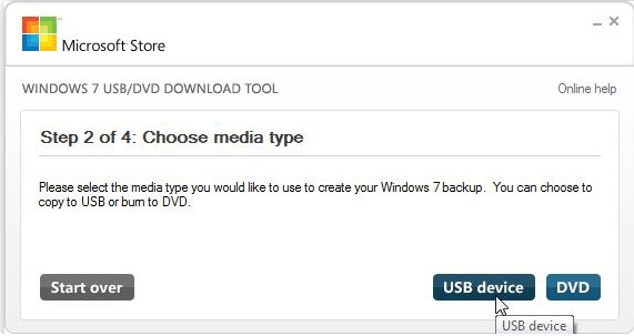 windows dvd usb tool2