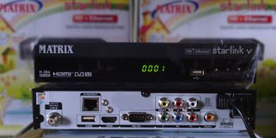 Stalink V HD Ethernet Macet-Macet