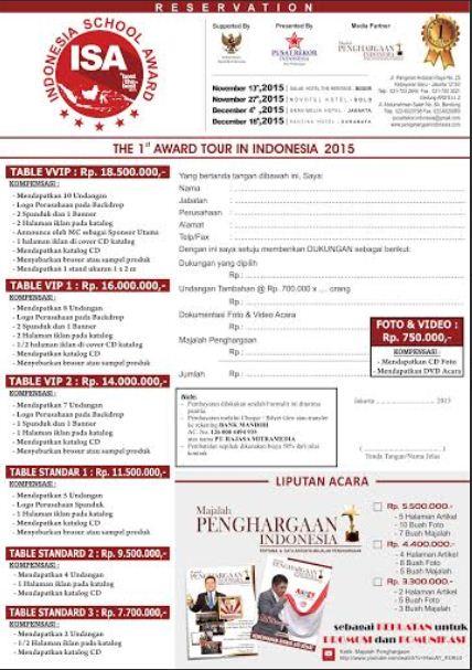 school award motif bisnis