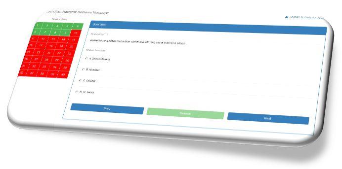 Aplikasi UNBK